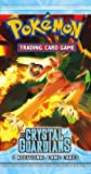 Pokemon Trading Card Game EX Crystal Guardians Pack