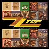 ZZ Top: The Complete Studio Albums 1970-1990