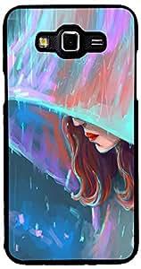 Printvisa Girly Art Pattern Case Cover for Samsung Galaxy Grand 3 (2D-GR3-D7796)