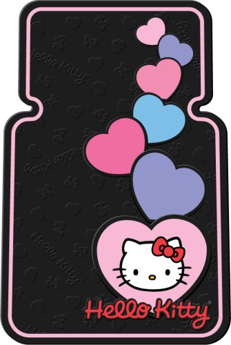 Officially Licensed Hello Kitty Floor Mats - Set of 2