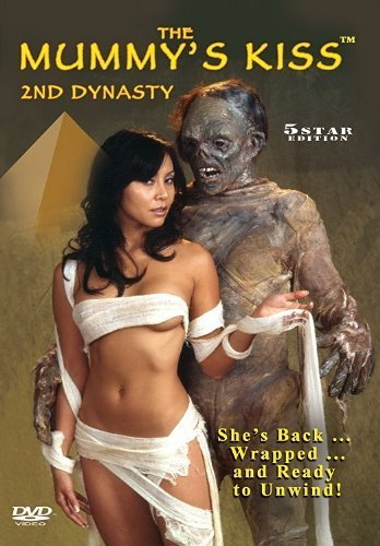 The Mummy's Kiss: 2nd Dynasty by Frontline Entertainment, Inc.