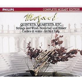Clarinet Quintet In A, K.581 - 1. Allegro