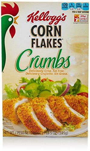 Corn Flakes Kellogg's Corn Flake Crumbs, 21 Ounce Food, Beverages ...