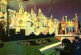 Disneyland Vintage Postcard It's a Small World