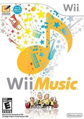 Nintendo Wii Music