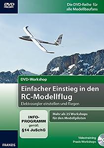 Einfacher Einstieg in den RC-Modellflug, DVD