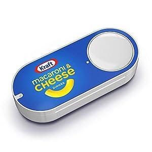 Kraft Macaroni and Cheese Dash Button by Amazon