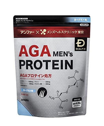 AGAメンズ プロテイン(ヨーグルト味) スカルプD サプリメント