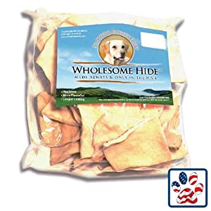 Premium USA Beef Hide - Chips 2 lb