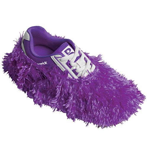 brunswick-fun-shoe-covers-fuzzy-purple-one-size-fits-most-up-to-womens-size-11