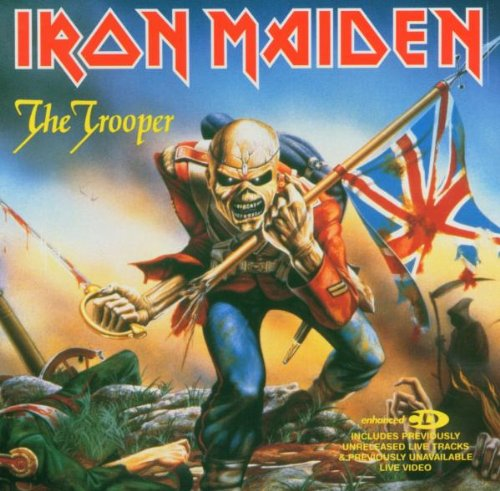 Iron Maiden - The Trooper - Zortam Music