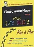 echange, troc Frederic-H Jones - Photo Numérique pour les Nuls