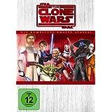 """Star Wars: The Clone Wars - Die komplette zweite Staffel [4 DVDs]von """"Dee Bradley Baker"""""""