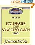 Ecclesiastes / Song of Solomon (Thru...