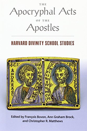 the-apocryphal-acts-of-the-apostles-harvard-divinity-school-studies-religions-of-the-world