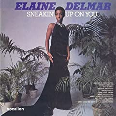 Album Sneakin' Up On You by Elaine Delmar