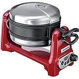 Kitchenaid 5KWB110EER Artisan-Waffeleisen, rot