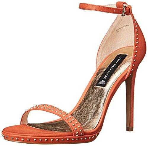 Steven Steve Madden Rogger Donna US 8.5 Arancione Sandalo