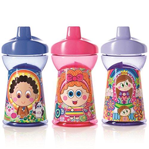evenflo-futtern-distroller-triple-flo-trinkglas-pink-blau-lavendel-10-unze