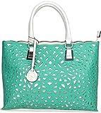 Sagar Agencies Women's Handbag (NB_114, Green)