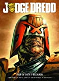 img - for Judge Dredd Tour of Duty: The Backlash book / textbook / text book