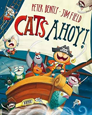 Cats-Ahoy-Bently-Peter-Used-Good-Book