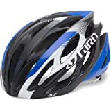 Giro Saros Helmet - Black/Blue, Small