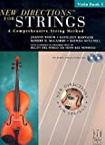 img - for New Directions for Strings Viola Book 1 book / textbook / text book