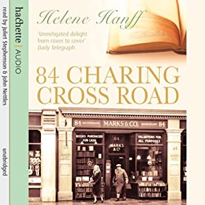 84 Charing Cross Road Audiobook