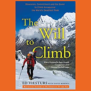 The Will to Climb Hörbuch