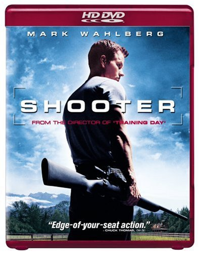 Cover art for  Shooter [HD DVD]
