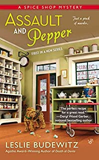 Book Cover: Assault and pepper
