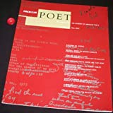 American Poet - The Journal of the Academy of American Poets - Volume 33, Fall 2007