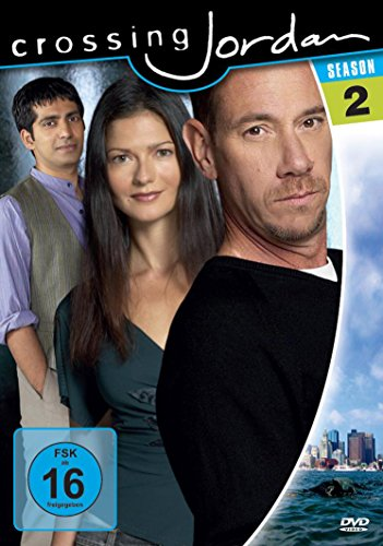 Crossing Jordan - Season 2 [6 DVDs]