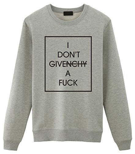 Fellow Friends - GIVENCHY Unisex Sweater X-Large Grey