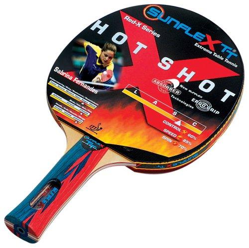 sunflex sport Tischtennis-Schläger HOT SHOT