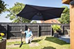 Charles Jacobs 3m Cantilever PARASOL...