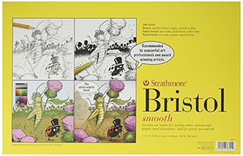 strathmore-liscio-bristol-carta-pad-11-x-17-100lb-24-fogli