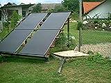 Akylux Schwimmbad Solarpoolheizung