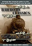 Railroad Classics/Vintage Steam Double Disc