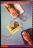 Snail Mail No More (0439063361) by Danziger, Paula; Martin, Ann M.
