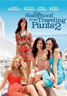 Sisterhood of the Traveling Pants 2