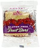Betty Lou's Cherry Fruit Bar, Gluten Free, 2-Ounce Packages,  12 Count