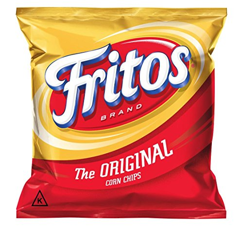 Fritos Corn Chip, Original, 2-Ounce Large Single Serve Bags (Pack of 64) (Kettle Corn Mini Bags compare prices)