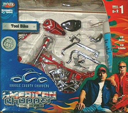 Buy OCC American Chopper The Series Tool Bike 1:18 Scale