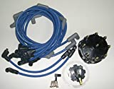 Complete Tune UP Kit Mercruiser Thunderbolt(HEI) V-8 with Wires