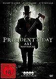 President's Day – Axe Massacre [Blu-ray]