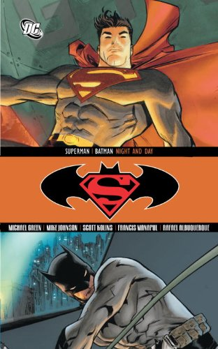 : Superman/Batman: Night & Day