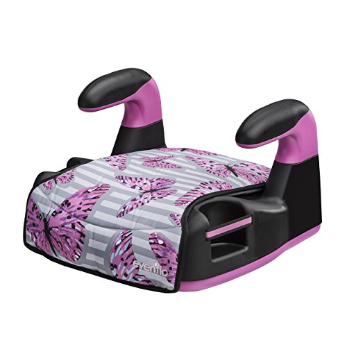 evenflo-amp-select-car-booster-seat-butterfly