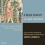 echange, troc  - Chausson: Le Roi Arthus